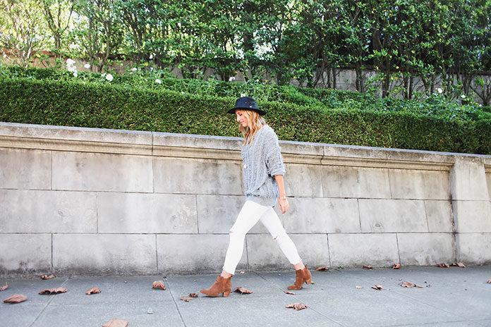 Białe spodnie – z czym je zestawiać?