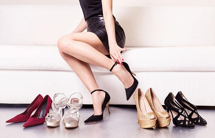 Jak rozbić nowe buty?
