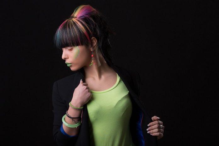 kolory farb do włosów