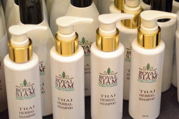 szampon bez parabenów