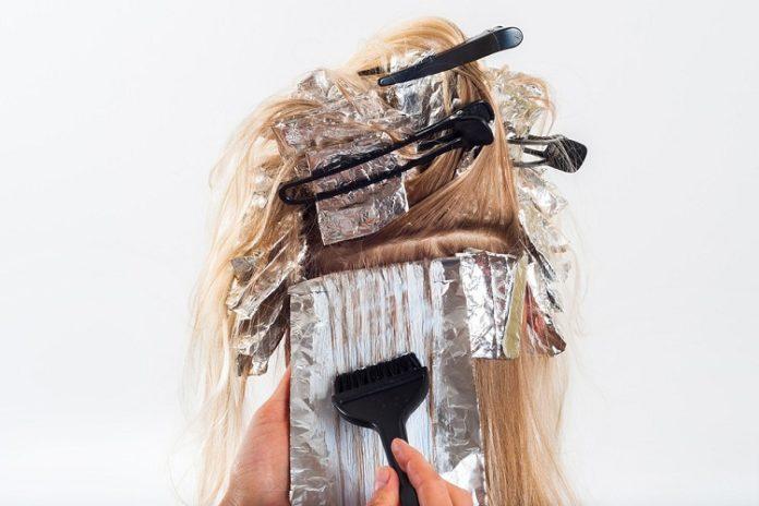 farbowanie włosów a zdrowie