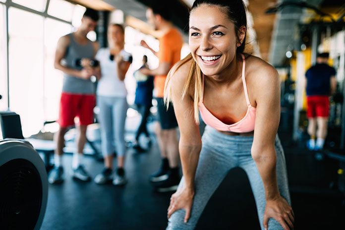 3 ćwiczenia na mięśnie ramion