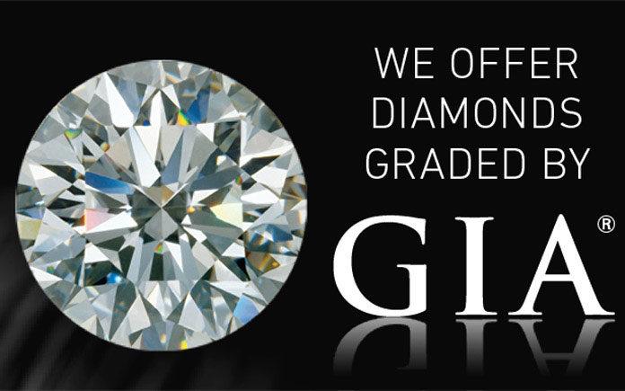 Najlepsze certyfikaty diamentów wydawane są przez GIA