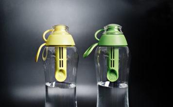 Spędź aktywnie dzień z butelką do filtrowania wody Dafi