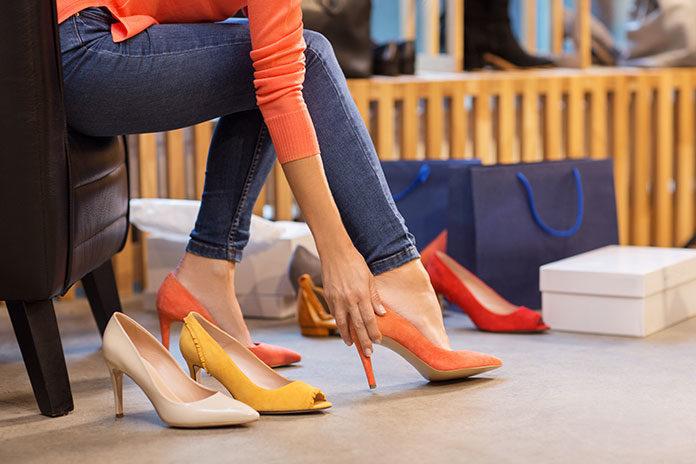 Jak dobrać buty, aby były wygodne? Poradnik
