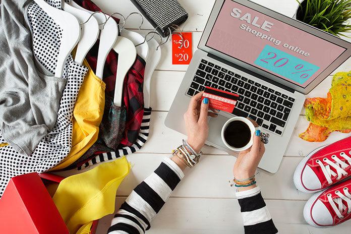 Zalety robienia zakupów przez Internet