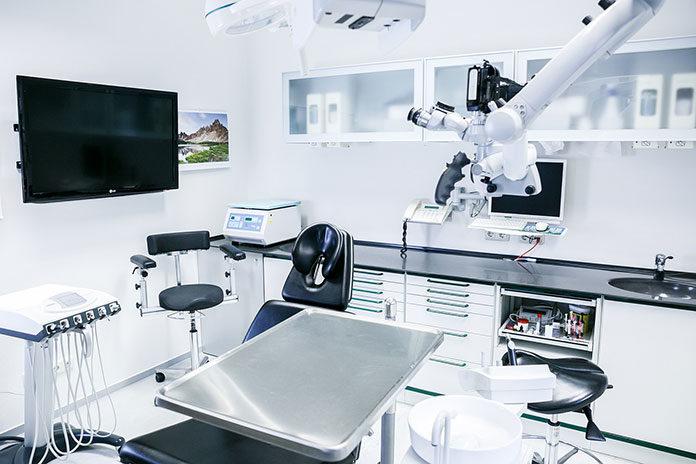Spokój ducha u stomatologa