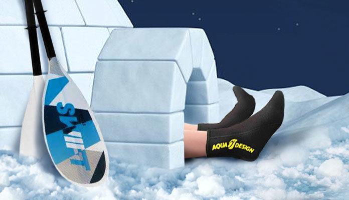 Dlaczego warto kupić skarpety termoaktywne?