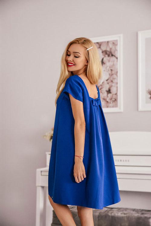 Piękne sukienki dla mam - ciążowe i do karmienia