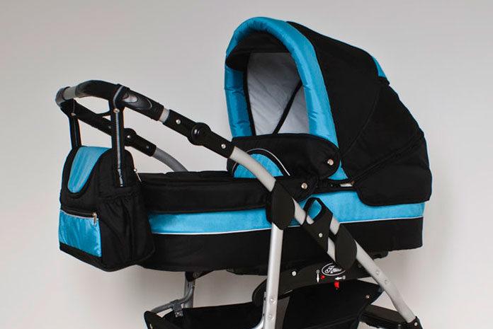 Gondola dla maluszka - jak dobrze wybrać pierwszy wózek?