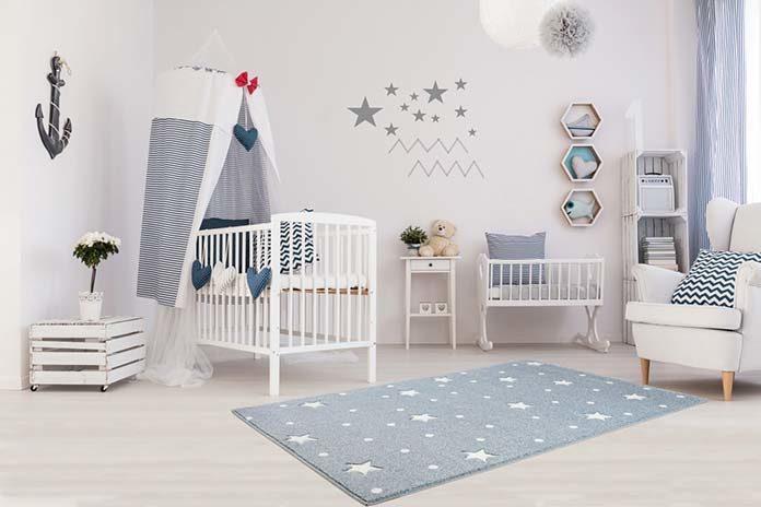 Jak wybierać dywany do pokoju dziecięcego