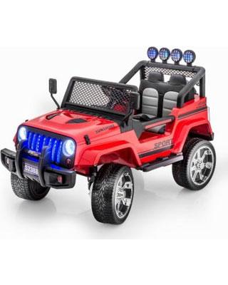 Jak wybrać odpowiednie auto na akumulator dla dziecka?