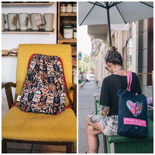 Plastikowe torby na zakupy – czym je zastąpić?