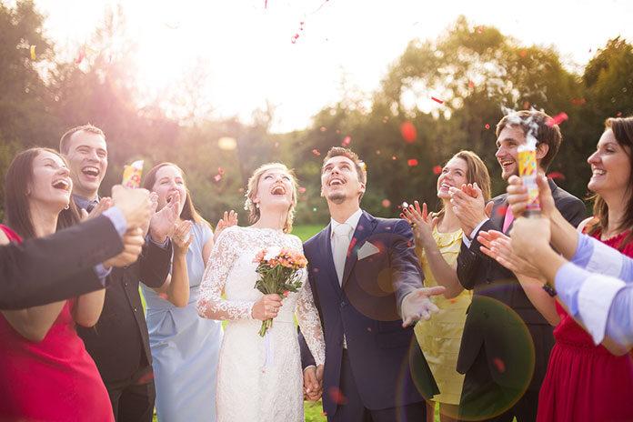 Prezenty ślubne dla gości