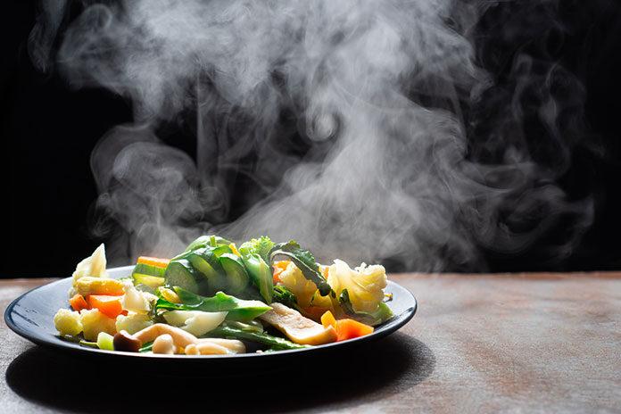 Przykładowy szybki obiad na ciepło