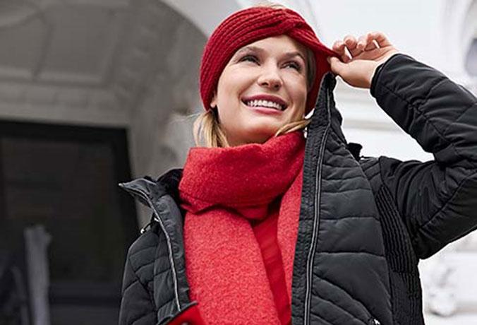 Modne propozycje kurtek zimowych damskich i płaszczy puchowych na zimę