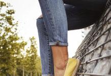 Jak nosić espadryle damskie