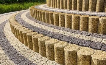 Palisady betonowe