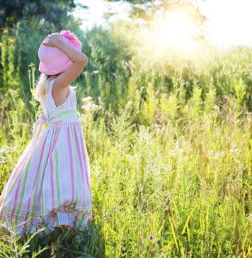 Sukienki na lato dla dziewczynek